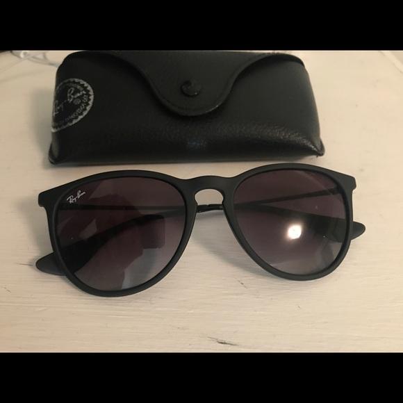 32f273e5f12e Ray-Ban Accessories | Rayban Erika Classic Black Sunglasses | Poshmark